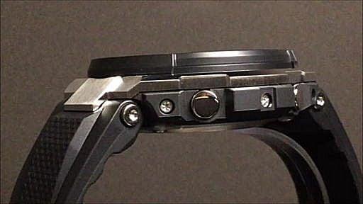 カシオGショックGスチール casio G-SHOCK G-STEEL GST-W300-1AJF