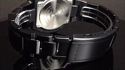 カシオGショックGスチール casio G-SHOCK G-STEEL GST-W300BD-1AJF