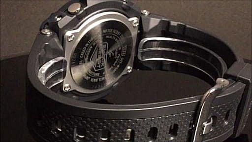 カシオGショックGスチール casio G-SHOCK G-STEEL GST-W300G-1A2JF