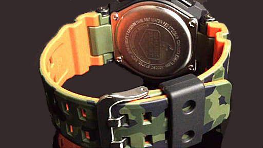 カシオGショック グラビティマスター電波ソーラー腕時計 casio G-SHOCK GW-4000SC-3AJF