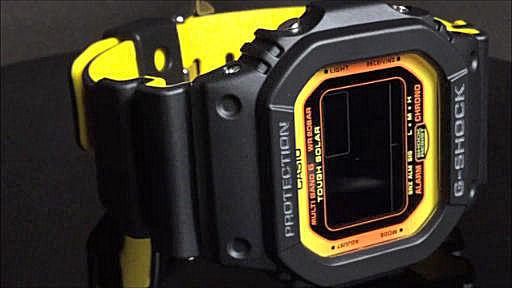 カシオGショック casio G-SHOCK GW-M5610BY-1JF