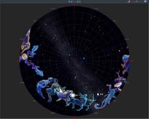 ステラナビゲータ・BGV「黄道12星座」
