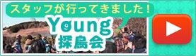 ヤング探鳥会の報告動画