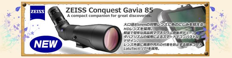 ツァイスConquestGAVIA85