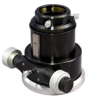 GS-250RC/TRの画像。CNC切削加工による3インチ大型接眼部を搭載しています。