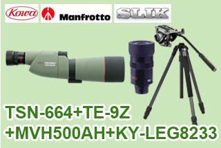 TSN-664+TE-9Z+MVH500AH+823Proセット