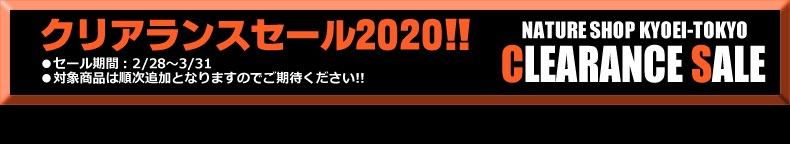 2020クリアランスセールフッター