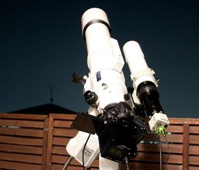 ビクセンSXP赤道儀