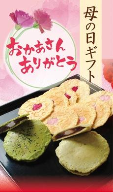 京都 お土産 おかあさんありがとう 母の日 和菓子詰め合わせ