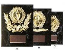 楯(樹脂メダル付)圧縮材