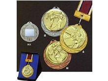 メダル(スタンドケース入り)