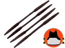 胴横縫乳革クロザン(4本組)