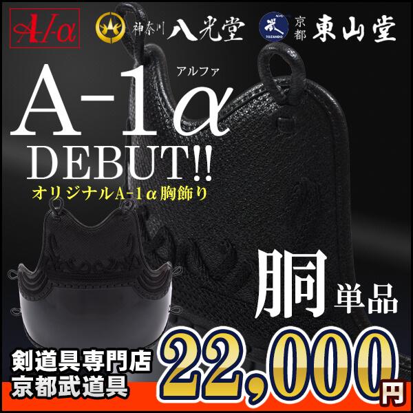 A-1α剣道防具胴単品