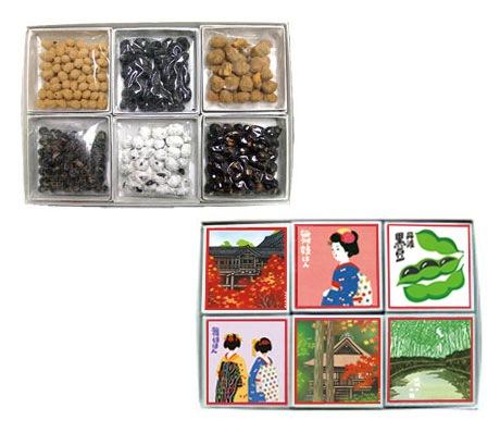 黒豆菓子   6箱入