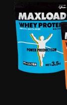 MAXLOADホエイプロテイン3.5kg(サワーミルク風味)