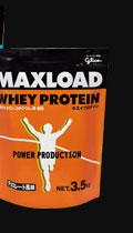 MAXLOADウェイトアップ3.5kg(チョコレート風味)