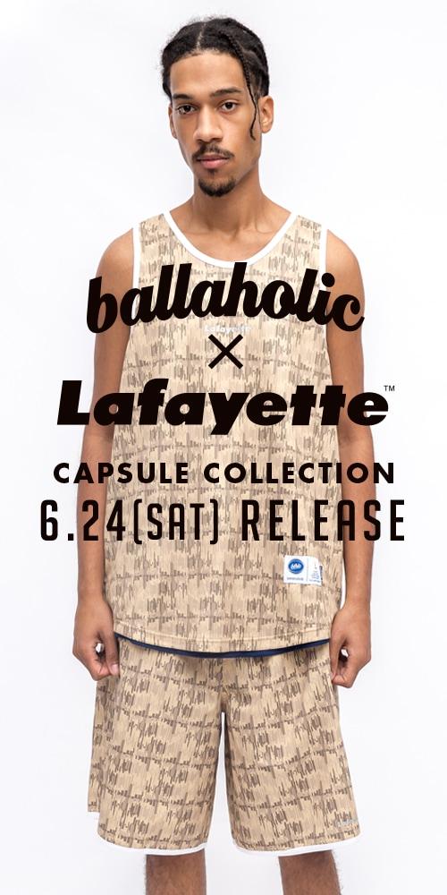 Lafayette × ballaholic