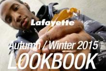 Lafayette 2015 A/W LOOKBOOK