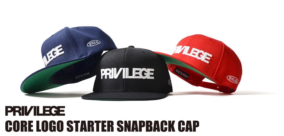 PRIVILEGE STARTER CAP