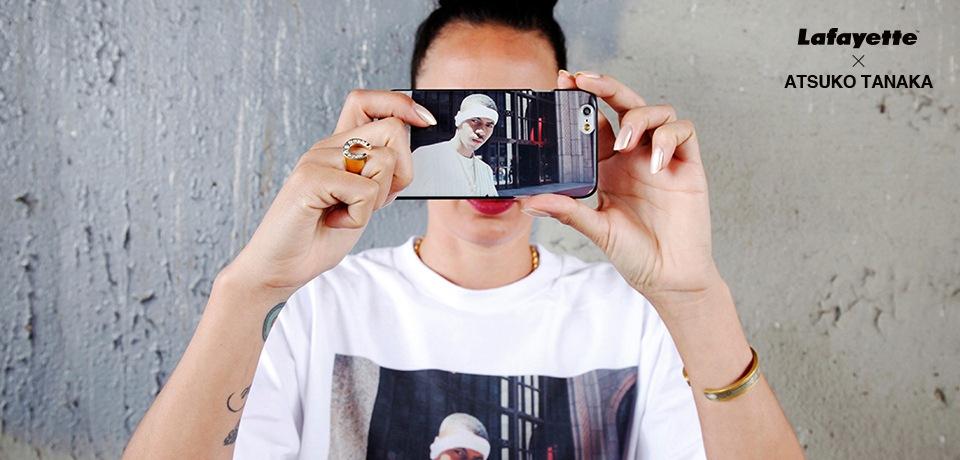 Lafayette ��ե������å� ��ATSUKO TANAKA iPhone CASE for iPhone6