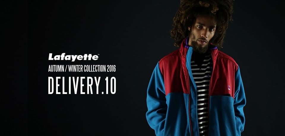 Lafayette 2016 A/W collection 10th DELI