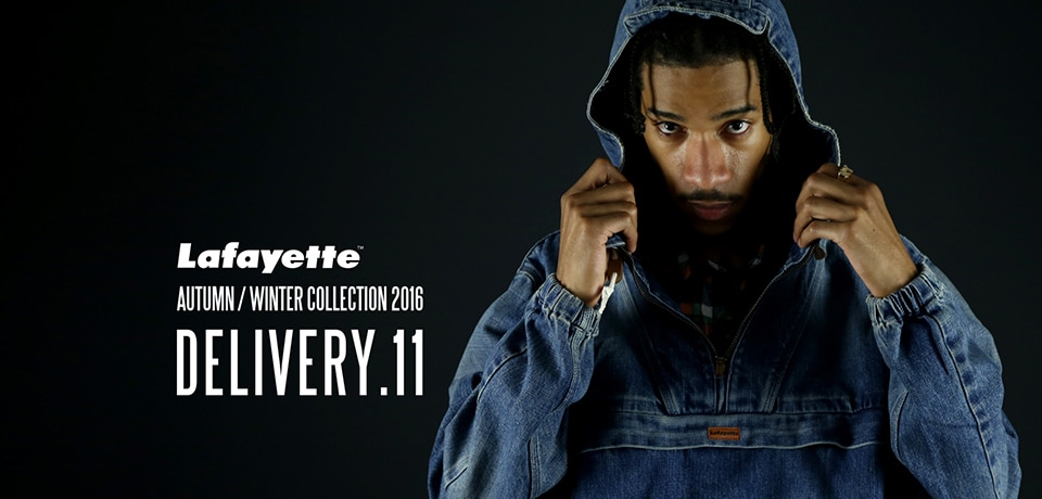 Lafayette 2016 A/W collection 11th DELI