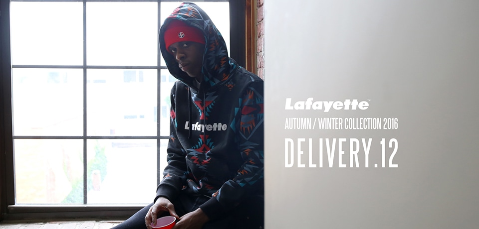 Lafayette 2016 A/W collection 12th DELI