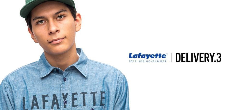 Lafayette 2017 S/S 3rd DELI