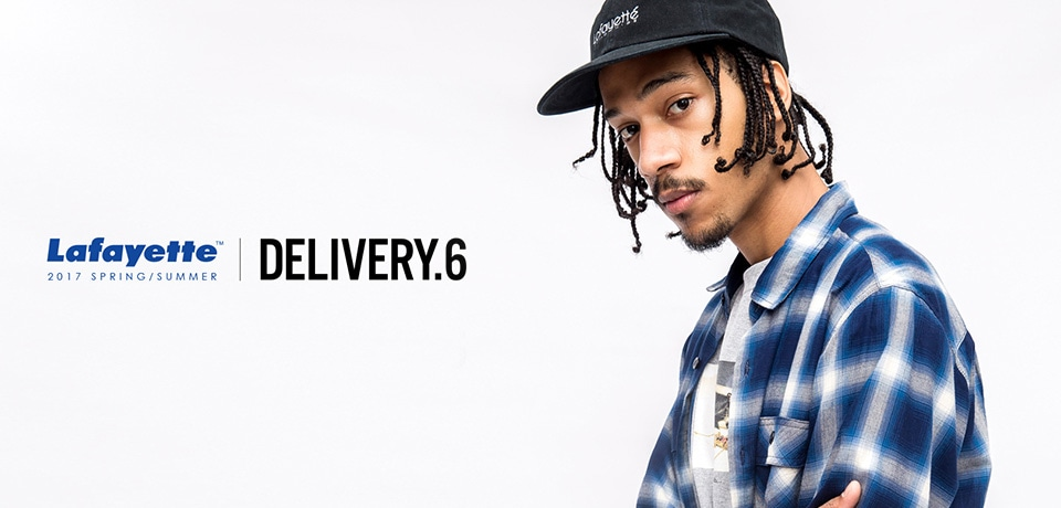 Lafayette 2017 S/S 6th DELI