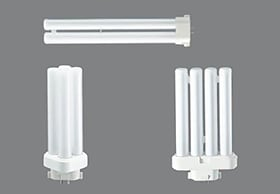 コンパクト形蛍光灯ランプ