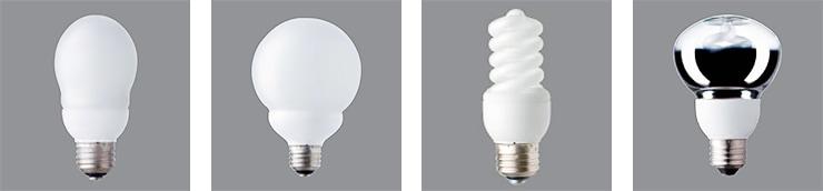 電球型蛍光ランプ