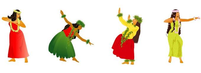 よく見かけるハワイ語