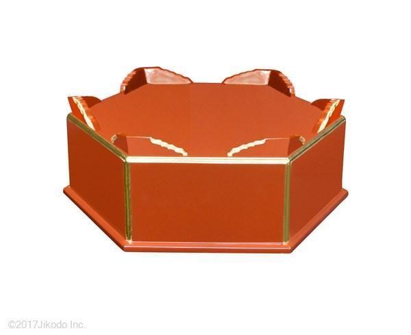 簡易型六角木魚台