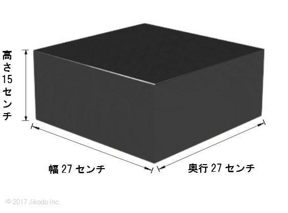 箱型仏像台