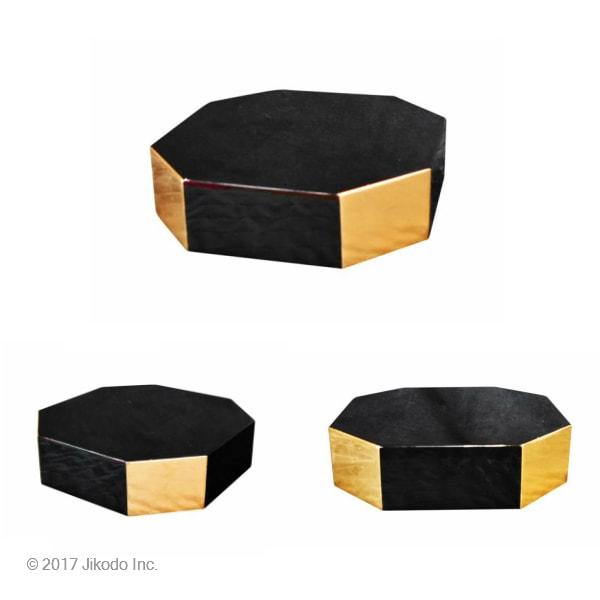 八角型仏像台