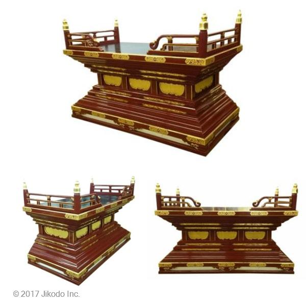 大型須弥壇