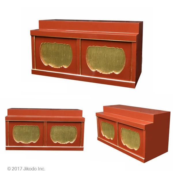 箱型須弥壇
