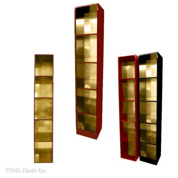 金箔仏像台