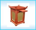 椅子式角型木魚台