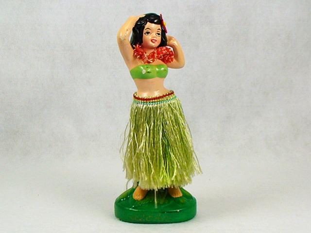 ビンテージ 60' Hula Nodder Dancer フラ ダンサー