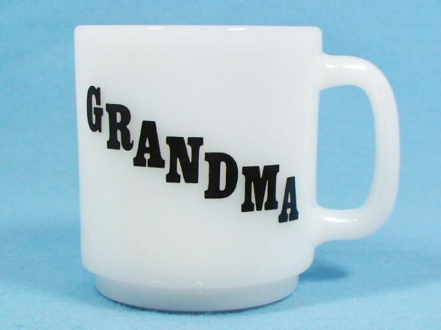グラスベイク GLASBAKE GRANMA おばあちゃん