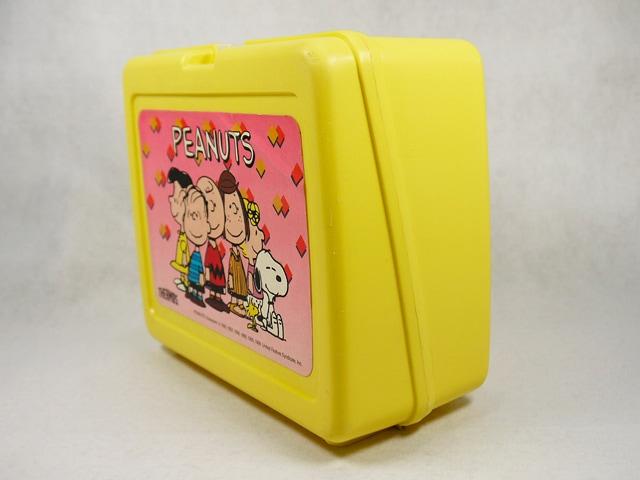 ビンテージ Thermos 90' スヌーピー ランチボックス  PEANUTS