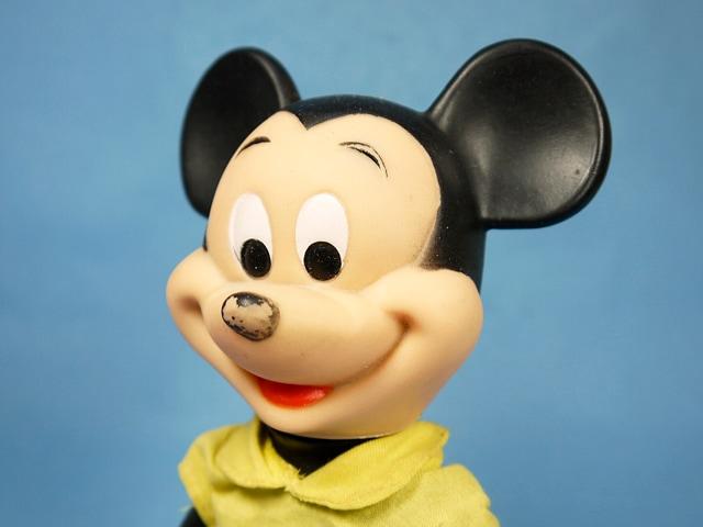 【OUTLET】 ビンテージ DAKIN 70' ディズニー ミッキーマウス