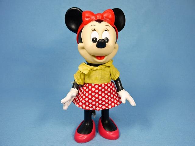 【OUTLET】 ビンテージ DAKIN 70' ディズニー ミニーマウス