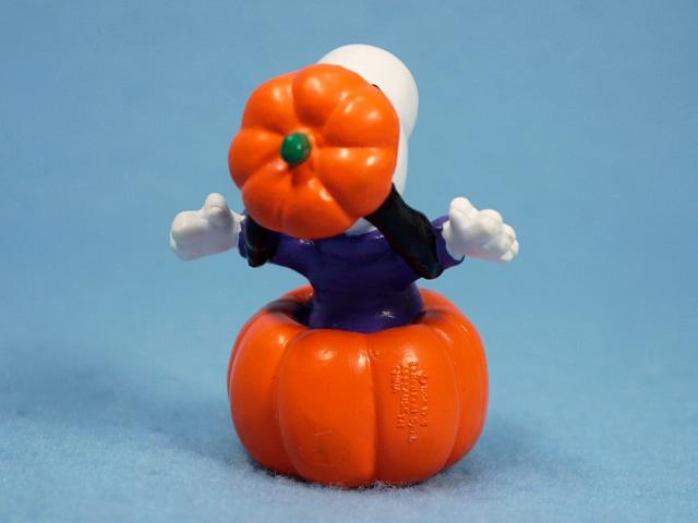 【送料無料】ビンテージ Applause 90' スヌーピー  PVC フィギュア Halloween パンプキン