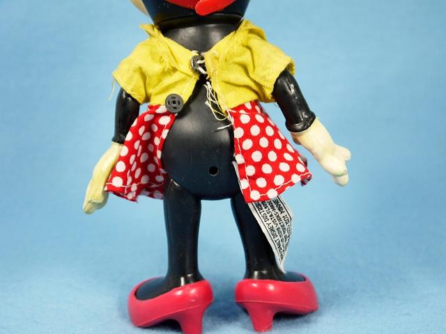 【OUTLET】ビンテージ DAKIN 70' ディズニー ミニーマウス
