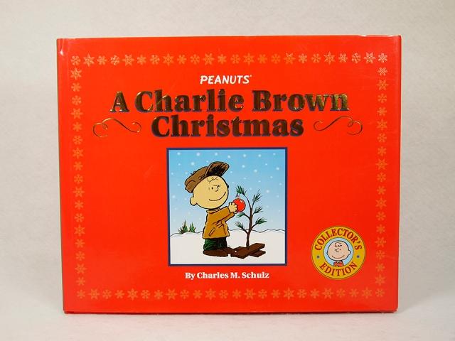 """ビンテージ Kohl's Cares for Kids スヌーピー 絵本 """"A Charlie Brown Christomas"""""""