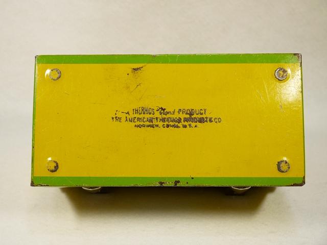 【送料無料】ビンテージ Thermos 60' スヌーピー ランチボックス&サーモス