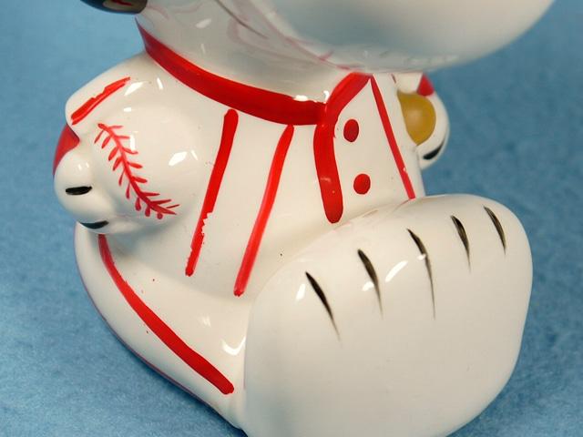 ビンテージ Determined 70' スヌーピー Hat シリーズ Bank ベースボール