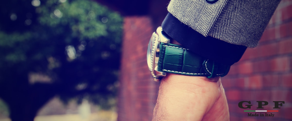 GPF ITALY WATCH STRAP